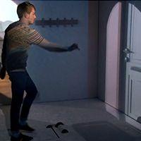 【事例紹介】プロジェクションマッピングを利用したミュージックビデオ「Sweater」 thumbnail image
